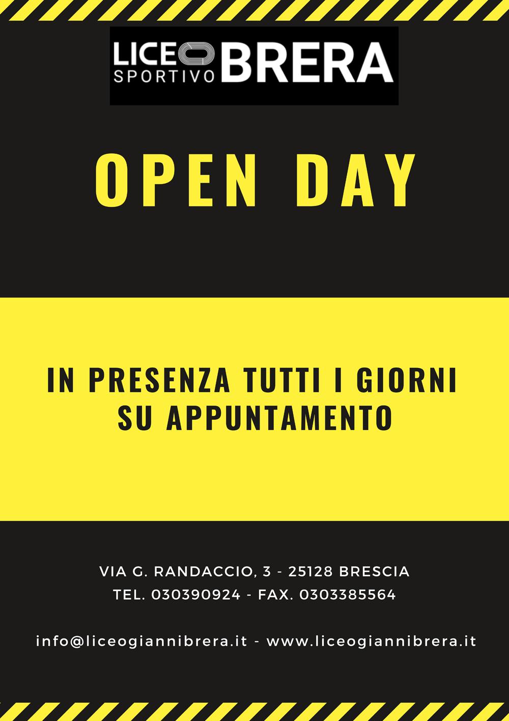 Open Days 21