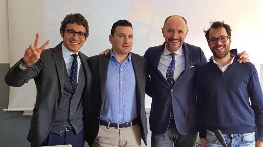 Incontro giornalismo sportivo con Skysport